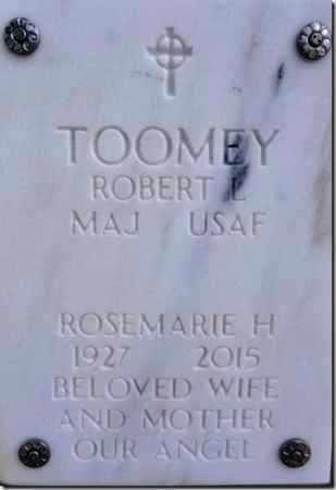 TOOMEY, ROSEMARIE H. - Yavapai County, Arizona | ROSEMARIE H. TOOMEY - Arizona Gravestone Photos