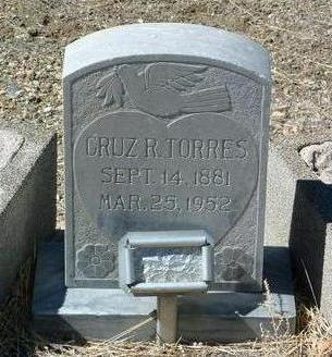 TORRES, CRUZ R. - Yavapai County, Arizona | CRUZ R. TORRES - Arizona Gravestone Photos