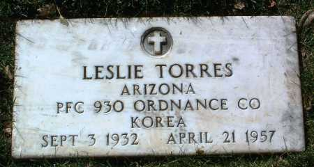 TORRES, LESLIE - Yavapai County, Arizona | LESLIE TORRES - Arizona Gravestone Photos