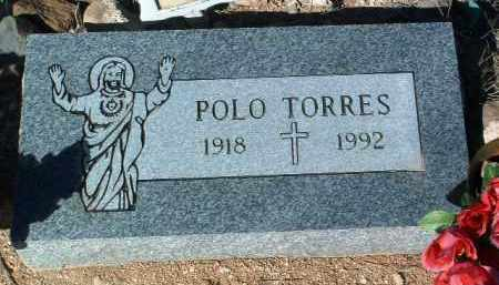 TORRES, POLO - Yavapai County, Arizona | POLO TORRES - Arizona Gravestone Photos