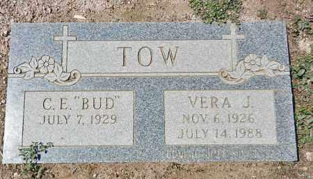 TOW, VERA J - Yavapai County, Arizona   VERA J TOW - Arizona Gravestone Photos