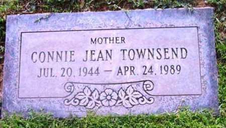TOWNSEND, CONNIE JEAN - Yavapai County, Arizona | CONNIE JEAN TOWNSEND - Arizona Gravestone Photos