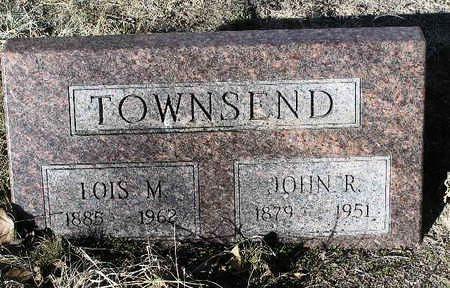TOWNSEND, LOIS M. - Yavapai County, Arizona   LOIS M. TOWNSEND - Arizona Gravestone Photos