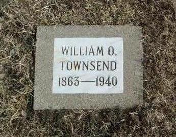 TOWNSEND, WILLIAM OSCAR - Yavapai County, Arizona   WILLIAM OSCAR TOWNSEND - Arizona Gravestone Photos