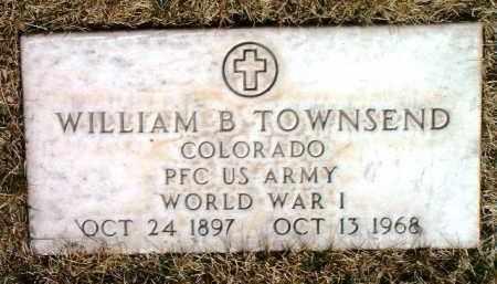 TOWNSEND, WILLIAM BRYAN - Yavapai County, Arizona   WILLIAM BRYAN TOWNSEND - Arizona Gravestone Photos