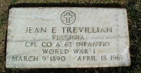 TREVILLIAN, JEAN E. - Yavapai County, Arizona | JEAN E. TREVILLIAN - Arizona Gravestone Photos