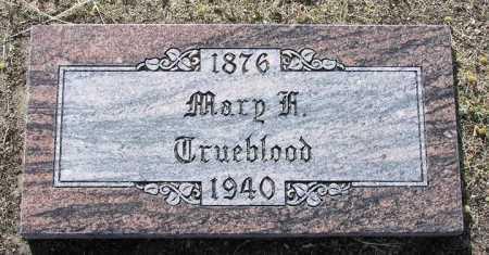 HERMAN TRUEBLOOD, M. - Yavapai County, Arizona | M. HERMAN TRUEBLOOD - Arizona Gravestone Photos
