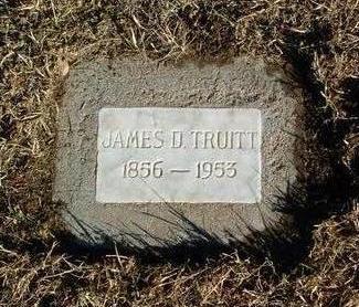 TRUITT, JAMES D. - Yavapai County, Arizona | JAMES D. TRUITT - Arizona Gravestone Photos