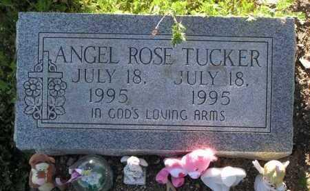 TUCKER, ANGEL ROSE - Yavapai County, Arizona | ANGEL ROSE TUCKER - Arizona Gravestone Photos