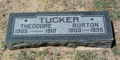 TUCKER, BURTON L. - Yavapai County, Arizona | BURTON L. TUCKER - Arizona Gravestone Photos