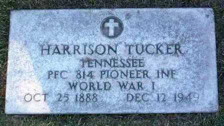 TUCKER, HARRISON - Yavapai County, Arizona | HARRISON TUCKER - Arizona Gravestone Photos