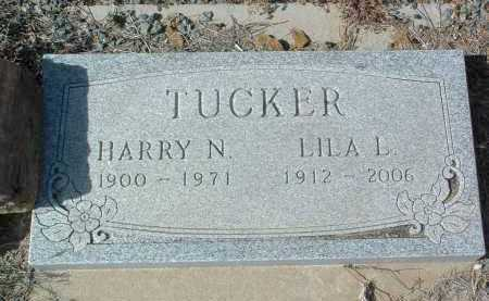 TUCKER, HARRY NEWTON, SR. - Yavapai County, Arizona | HARRY NEWTON, SR. TUCKER - Arizona Gravestone Photos