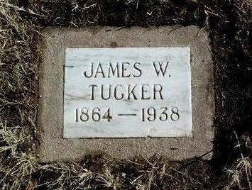 TUCKER, JAMES WYATT - Yavapai County, Arizona | JAMES WYATT TUCKER - Arizona Gravestone Photos
