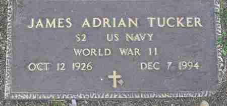 TUCKER, JAMES ADRIAN - Yavapai County, Arizona   JAMES ADRIAN TUCKER - Arizona Gravestone Photos