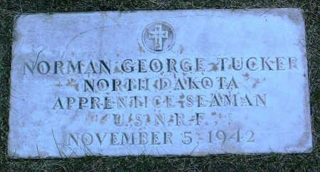 TUCKER, NORMAN GEORGE - Yavapai County, Arizona | NORMAN GEORGE TUCKER - Arizona Gravestone Photos