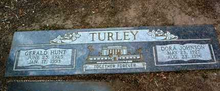 TURLEY, DORA - Yavapai County, Arizona | DORA TURLEY - Arizona Gravestone Photos