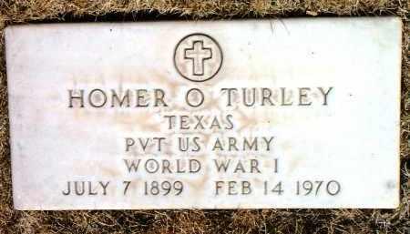 TURLEY, HOMER O. - Yavapai County, Arizona | HOMER O. TURLEY - Arizona Gravestone Photos