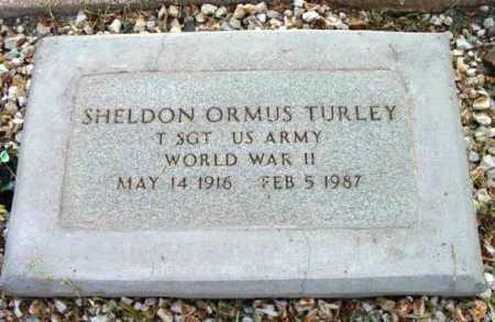 TURLEY, SHELDON ORMUS - Yavapai County, Arizona | SHELDON ORMUS TURLEY - Arizona Gravestone Photos