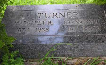 SIMMONS TURNER, MARGARET R. - Yavapai County, Arizona | MARGARET R. SIMMONS TURNER - Arizona Gravestone Photos