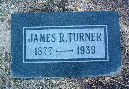 TURNER, JAMES R. - Yavapai County, Arizona | JAMES R. TURNER - Arizona Gravestone Photos