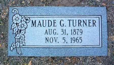 TURNER, MAUDE GRACE - Yavapai County, Arizona | MAUDE GRACE TURNER - Arizona Gravestone Photos