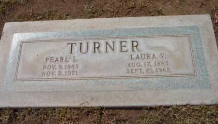 TURNER, PEARL L. - Yavapai County, Arizona | PEARL L. TURNER - Arizona Gravestone Photos