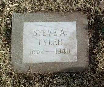 TYLER, STEVE A. - Yavapai County, Arizona   STEVE A. TYLER - Arizona Gravestone Photos