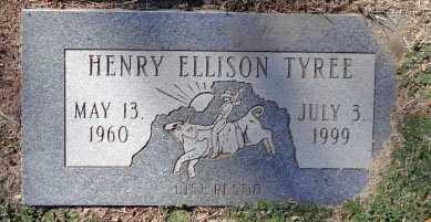 TYREE, HENRY ELLISON - Yavapai County, Arizona | HENRY ELLISON TYREE - Arizona Gravestone Photos
