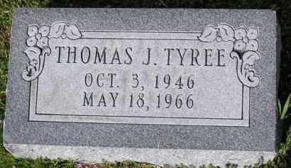 TYREE, THOMAS JOE - Yavapai County, Arizona | THOMAS JOE TYREE - Arizona Gravestone Photos