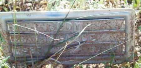 UNKNOWN, JUDY - Yavapai County, Arizona | JUDY UNKNOWN - Arizona Gravestone Photos