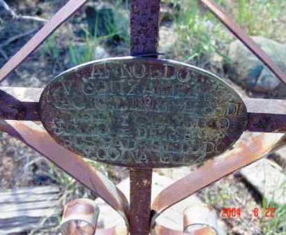 GONZALES, ARNOLDO - Yavapai County, Arizona | ARNOLDO GONZALES - Arizona Gravestone Photos