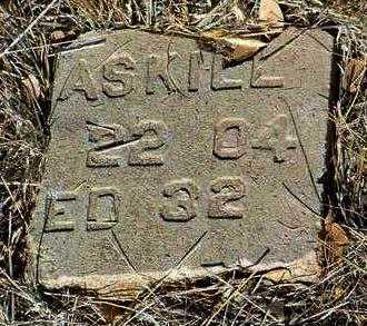 GASKILL, ROBERT L. - Yavapai County, Arizona | ROBERT L. GASKILL - Arizona Gravestone Photos