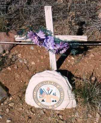 UNKNOWN, UNKNOWN  (1) - Yavapai County, Arizona | UNKNOWN  (1) UNKNOWN - Arizona Gravestone Photos