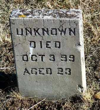 UNKNOWN, UNKNOWN - G - Yavapai County, Arizona | UNKNOWN - G UNKNOWN - Arizona Gravestone Photos