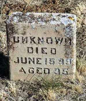 UNKNOWN, UNKNOWN - E - Yavapai County, Arizona | UNKNOWN - E UNKNOWN - Arizona Gravestone Photos