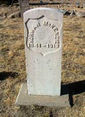 MCKENZIE, NORMAN - Yavapai County, Arizona | NORMAN MCKENZIE - Arizona Gravestone Photos
