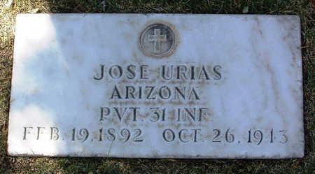 URIAS, JOSE - Yavapai County, Arizona   JOSE URIAS - Arizona Gravestone Photos