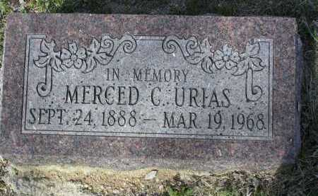 URIAS, MERCED C. - Yavapai County, Arizona | MERCED C. URIAS - Arizona Gravestone Photos