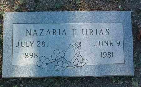 URIAS, NAZARIA F. - Yavapai County, Arizona   NAZARIA F. URIAS - Arizona Gravestone Photos