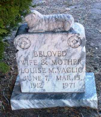 VAGLIO, LOUISE MARIA - Yavapai County, Arizona | LOUISE MARIA VAGLIO - Arizona Gravestone Photos