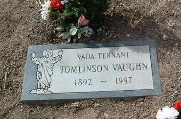TOMLINSON, VADA - Yavapai County, Arizona | VADA TOMLINSON - Arizona Gravestone Photos