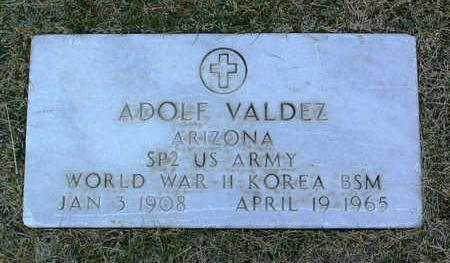 VALDEZ, ADOLF - Yavapai County, Arizona | ADOLF VALDEZ - Arizona Gravestone Photos