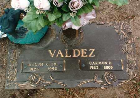 VALDEZ, CARMEN D. - Yavapai County, Arizona   CARMEN D. VALDEZ - Arizona Gravestone Photos