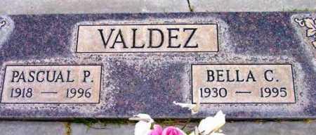 VALDEZ, PASCUAL P. - Yavapai County, Arizona | PASCUAL P. VALDEZ - Arizona Gravestone Photos