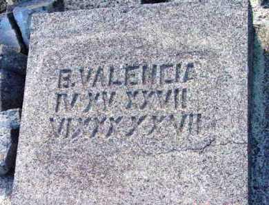 VALENCIA, BASILISA - Yavapai County, Arizona | BASILISA VALENCIA - Arizona Gravestone Photos