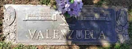 MORENO VALENZUELA, VIRGINIA - Yavapai County, Arizona | VIRGINIA MORENO VALENZUELA - Arizona Gravestone Photos