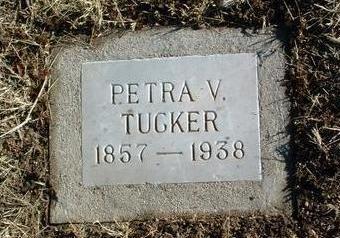 VALLESTERO TUCKER, PETRA V. - Yavapai County, Arizona | PETRA V. VALLESTERO TUCKER - Arizona Gravestone Photos