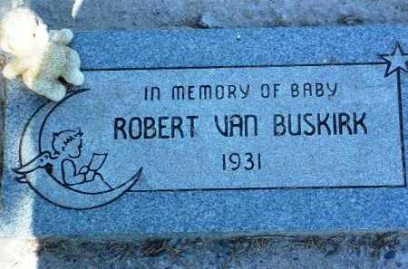 VAN BUSKIRK, ROBERT JR. - Yavapai County, Arizona | ROBERT JR. VAN BUSKIRK - Arizona Gravestone Photos