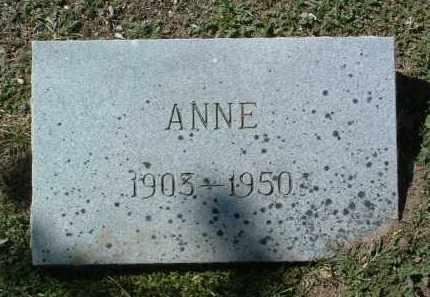 VANHOOREBEKE, ANNE SYBIL (ANNIE) - Yavapai County, Arizona | ANNE SYBIL (ANNIE) VANHOOREBEKE - Arizona Gravestone Photos
