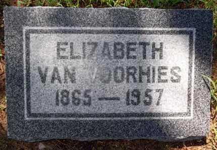 JONES, ELIZABETH - Yavapai County, Arizona | ELIZABETH JONES - Arizona Gravestone Photos